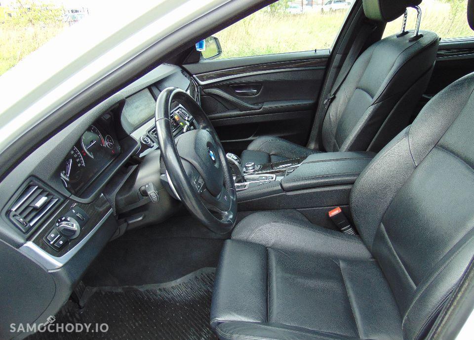 BMW Seria 5 xDrive, automat, navi, 218km tylko 104 tys.km! 22