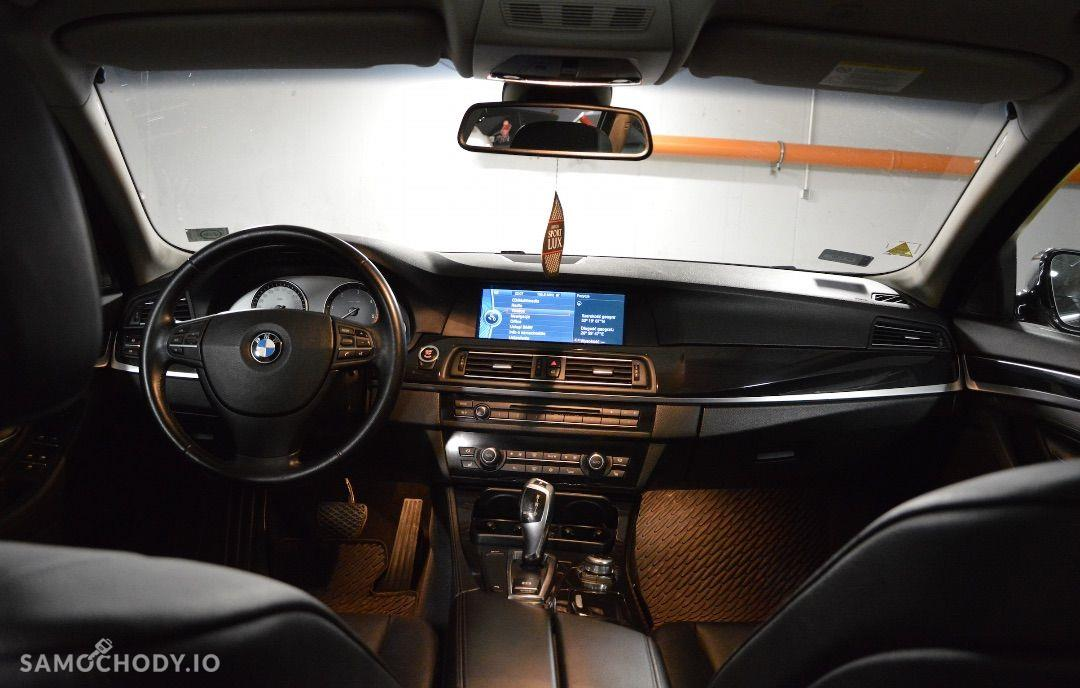 BMW Seria 5 Zadbane BMW 520D . Z prywatnych RĄK 22