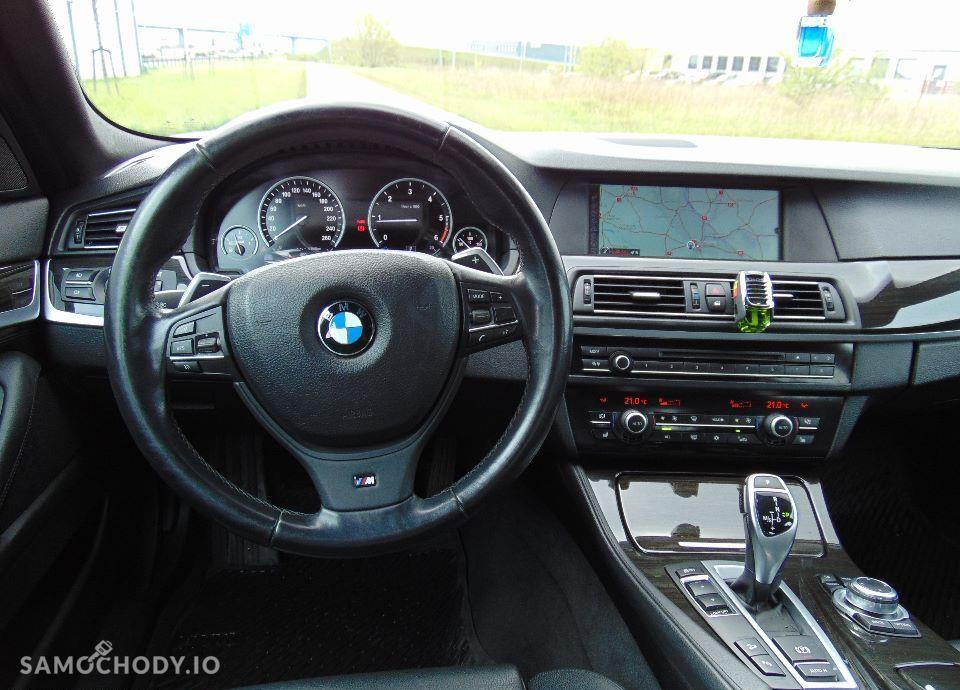 BMW Seria 5 xDrive, automat, navi, 218km tylko 104 tys.km! 29