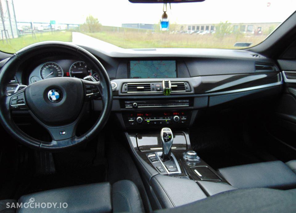 BMW Seria 5 xDrive, automat, navi, 218km tylko 104 tys.km! 56