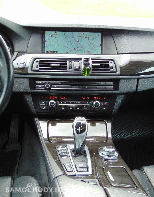 BMW Seria 5 xDrive, automat, navi, 218km tylko 104 tys.km! 37