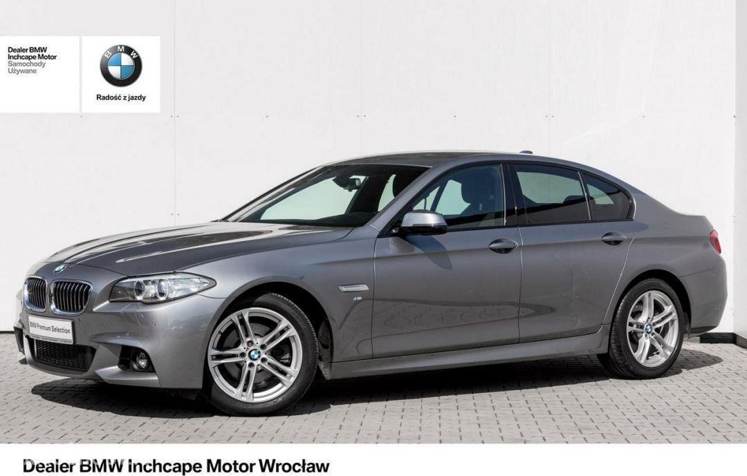BMW Seria 5 BMW 520XD |M-Pakiet |Pakiet serwisowy |Mozliwość przedł. gwaranacji 1