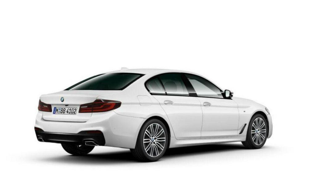 BMW Seria 5 BMW 520D Limousine (G924904) 4