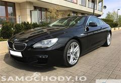 bmw seria 6 650i coupe m-pakiet 2012r.