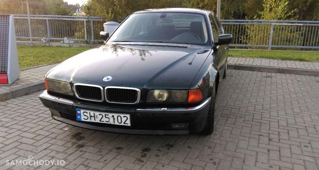 BMW Seria 7 Używane BMW Serii 725 TDS E38 1998 r. 11
