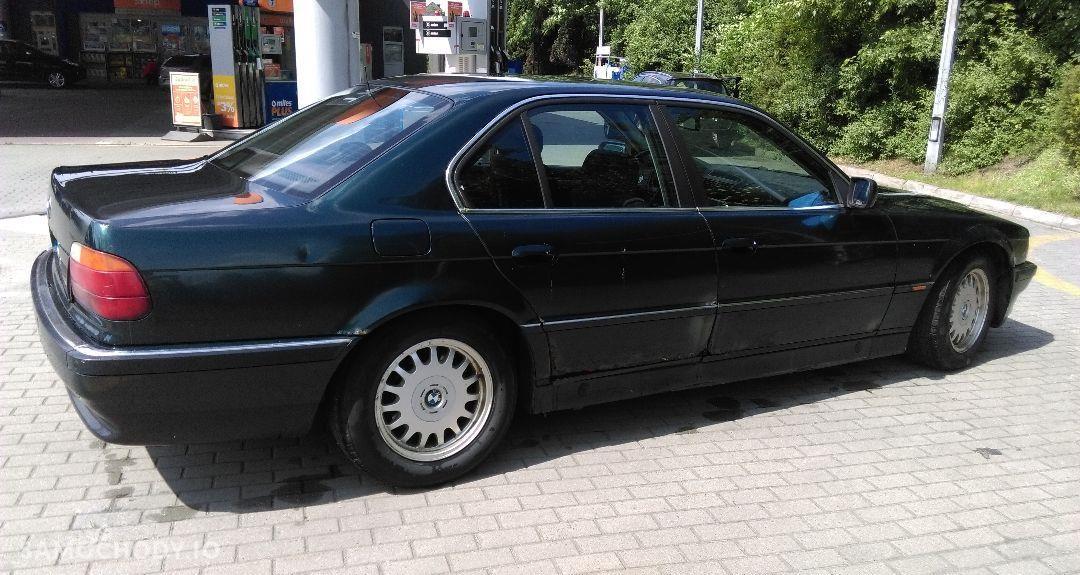BMW Seria 7 Używane BMW Serii 725 TDS E38 1998 r. 7