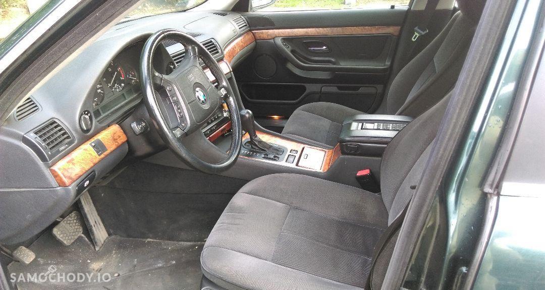 BMW Seria 7 Używane BMW Serii 725 TDS E38 1998 r. 46