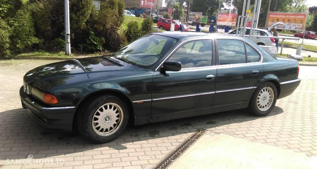 BMW Seria 7 Używane BMW Serii 725 TDS E38 1998 r. 1