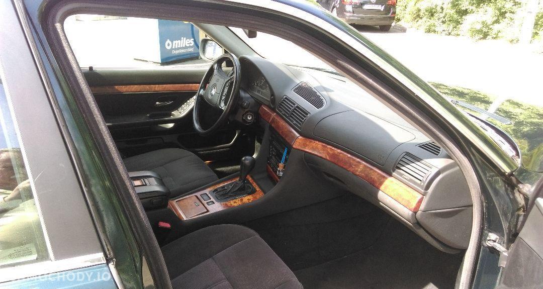 BMW Seria 7 Używane BMW Serii 725 TDS E38 1998 r. 29