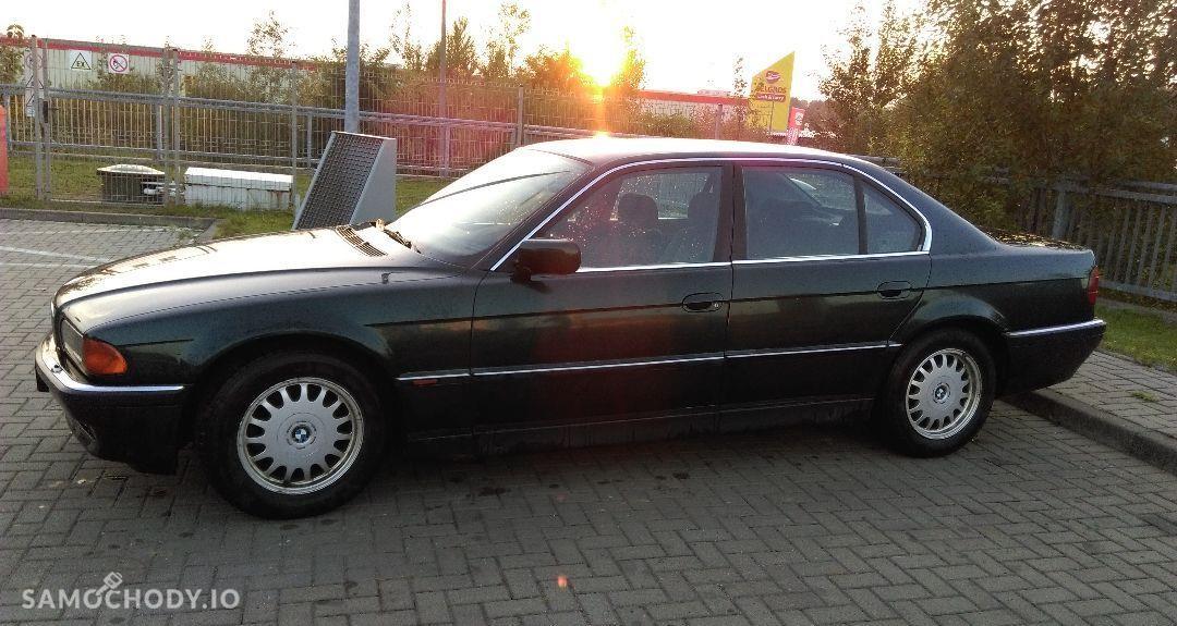 BMW Seria 7 Używane BMW Serii 725 TDS E38 1998 r. 22
