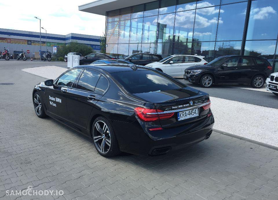 BMW Seria 7 730D 265 KM Full wersja , Najnowszy model Demo jak nowy, Full wersja 11