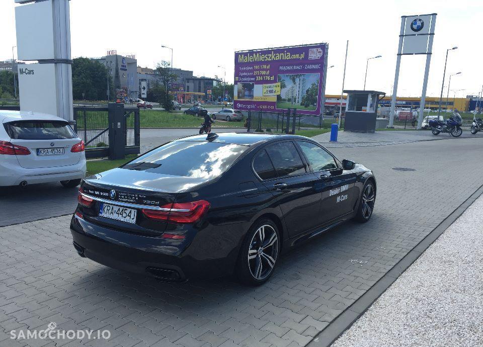 BMW Seria 7 730D 265 KM Full wersja , Najnowszy model Demo jak nowy, Full wersja 16