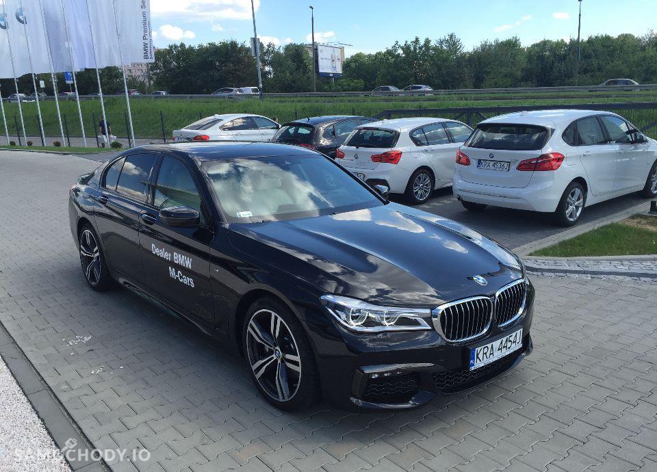 BMW Seria 7 730D 265 KM Full wersja , Najnowszy model Demo jak nowy, Full wersja 4