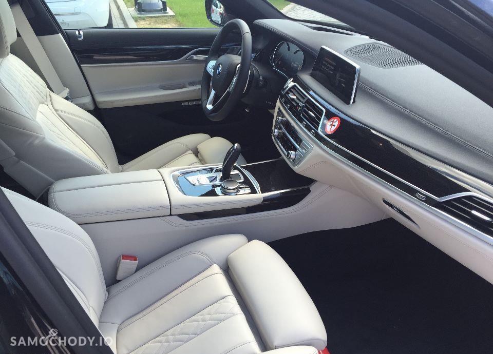BMW Seria 7 730D 265 KM Full wersja , Najnowszy model Demo jak nowy, Full wersja 7