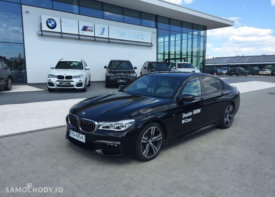 BMW Seria 7 730D 265 KM Full wersja , Najnowszy model Demo jak nowy, Full wersja 2