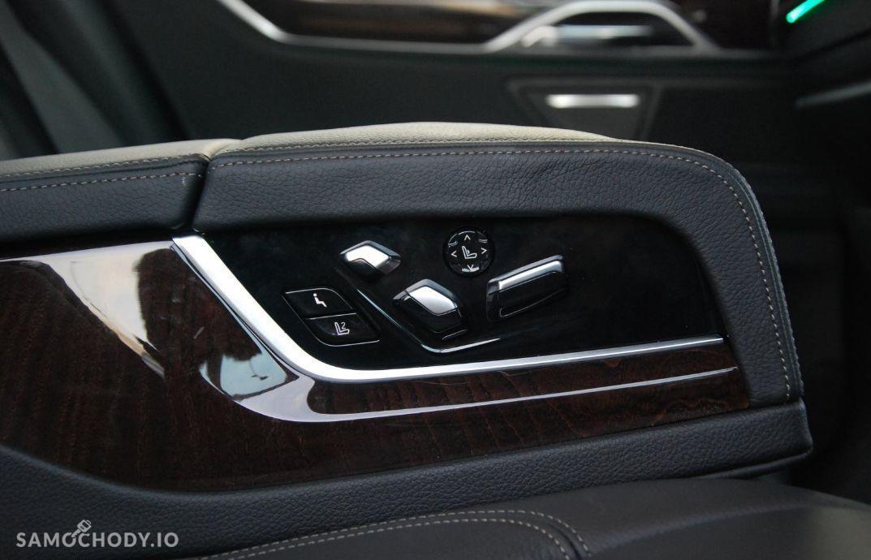 BMW Seria 7 730d xDrive M Sportpaket,Laserlicht/Head Up,bezwypadkowy,Vat 23% 79