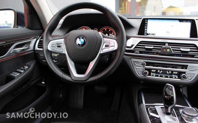 BMW Seria 7 Pakiet Biznes,Reflektory LED,Zdalne parkowanie,Head up 22