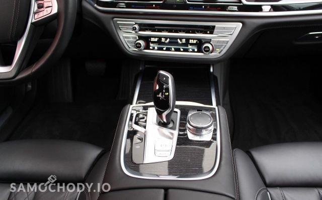 BMW Seria 7 Pakiet Biznes,Reflektory LED,Zdalne parkowanie,Head up 11