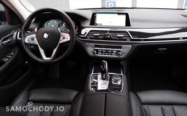 BMW Seria 7 Pakiet Biznes,Reflektory LED,Zdalne parkowanie,Head up 16