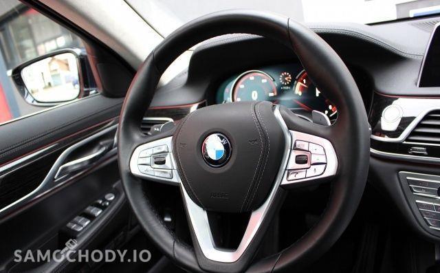 BMW Seria 7 Pakiet Biznes,Reflektory LED,Zdalne parkowanie,Head up 4