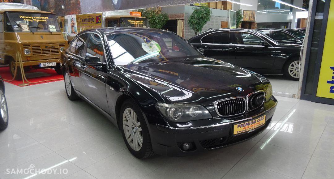 BMW Seria 7 Rata 599zł Salon Samochodowy night vision, Jasne skóry 1