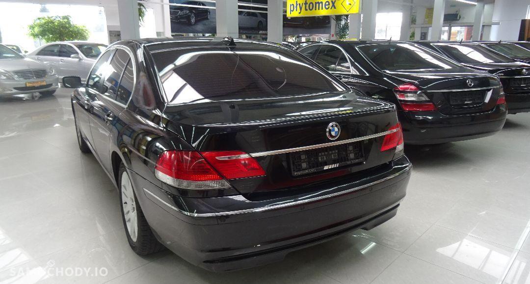 BMW Seria 7 Rata 599zł Salon Samochodowy night vision, Jasne skóry 4