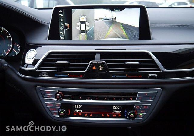 BMW Seria 7 750d xDrive Harman/Kardon HUD M Pakiet Soft Close FV23% NIVETTE 46