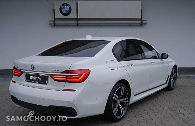 BMW Seria 7 750d xDrive Harman/Kardon HUD M Pakiet Soft Close FV23% NIVETTE 2