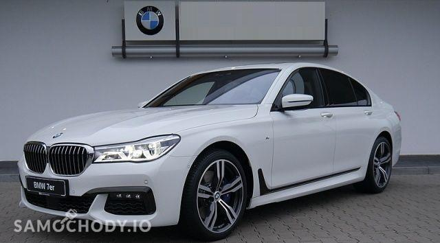 BMW Seria 7 750d xDrive Harman/Kardon HUD M Pakiet Soft Close FV23% NIVETTE 1