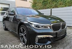 bmw seria 7 740d xdrive soft close harman/kardon laserowe reflektory fv23% nivette