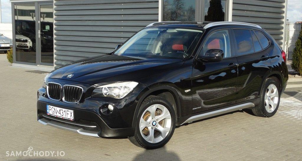 BMW X1 s18d Klimatronik 93_tys.km Gwarancja !!! 2