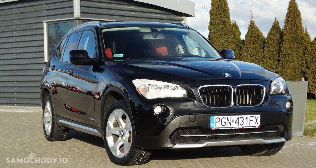 BMW X1 s18d Klimatronik 93_tys.km Gwarancja !!! 1