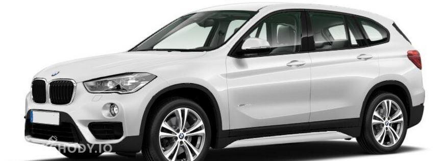 BMW X1 25i (231KM) Advantage 1