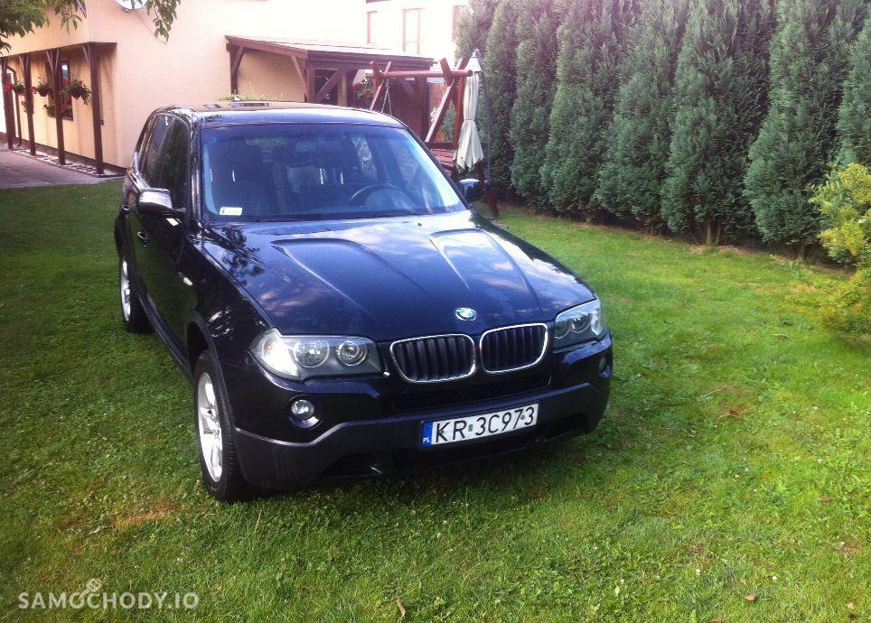 BMW X3 Czarne LIFT 2.0D 177KM 4x4. Serwis. Orginal.Okazja. 22