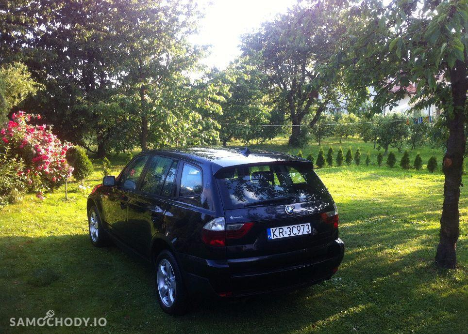 BMW X3 Czarne LIFT 2.0D 177KM 4x4. Serwis. Orginal.Okazja. 67