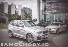 z miasta kraków BMW X3 20d xD, MEGA!!! Wyprzedaż 2016!!! Dealer BMW Dobrzański Kraków