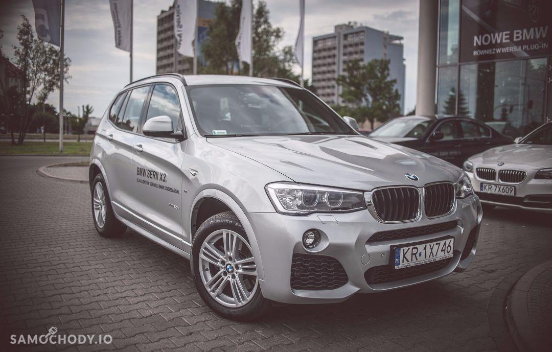 BMW X3 20d xD, MEGA!!! Wyprzedaż 2016!!! Dealer BMW Dobrzański Kraków 2