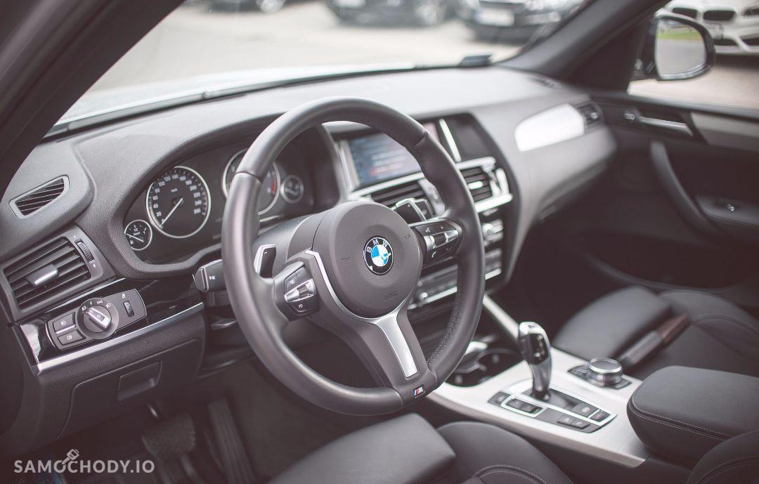 BMW X3 20d xD, MEGA!!! Wyprzedaż 2016!!! Dealer BMW Dobrzański Kraków 7