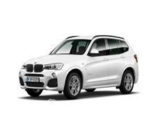 bmw x3 BMW X3 20d 4x4 M Pakiet Navi Automat FV23