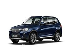 bmw x3 xdrive20d model xline
