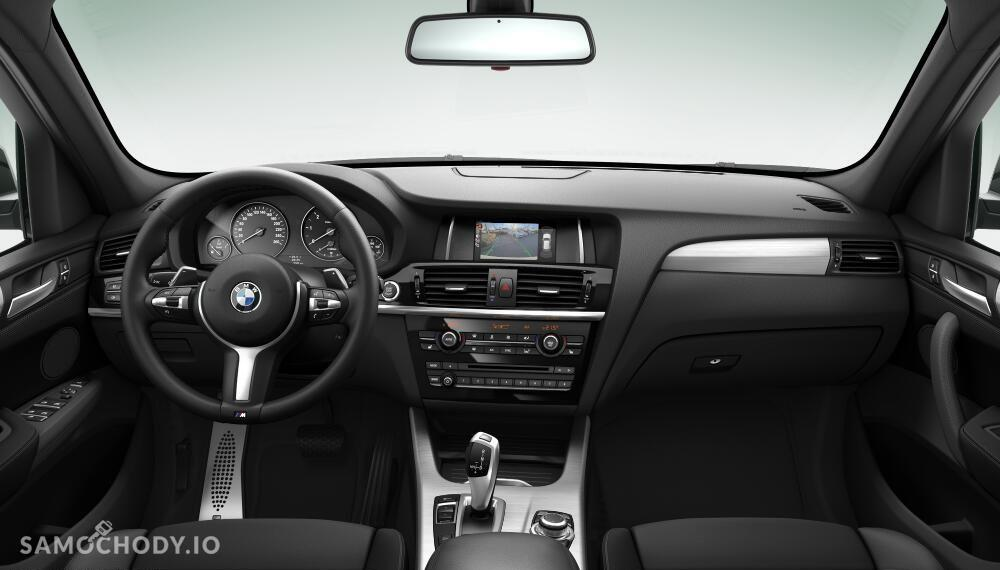 BMW X3 20d 4x4 M Pakiet Navi Automat FV23 2