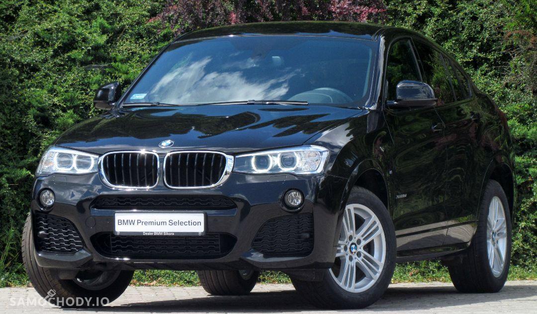 BMW X4 BMW Sikora Premium Selection BMW X4 xDrive 20d 1