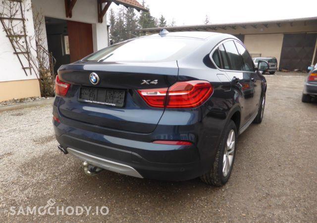 BMW X4 3.0d, X line, Ksenon, Sportowa skrzynia 7