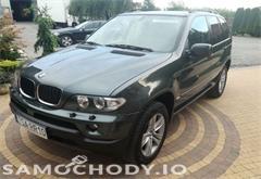 bmw x5 e53 (1999-2006) BMW X5 3,0 Diesel*Maksymalne wyposażenie*Doinwestowana*Prywatna*