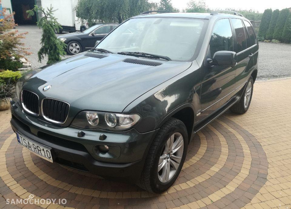 BMW X5 3,0 Diesel*Maksymalne wyposażenie*Doinwestowana*Prywatna* 1