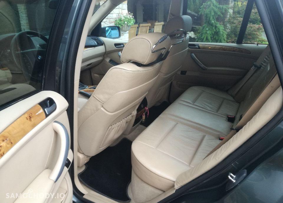 BMW X5 3,0 Diesel*Maksymalne wyposażenie*Doinwestowana*Prywatna* 37