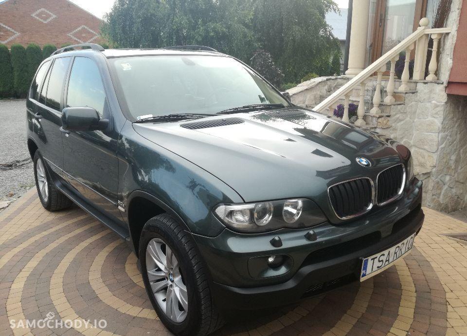 BMW X5 3,0 Diesel*Maksymalne wyposażenie*Doinwestowana*Prywatna* 7