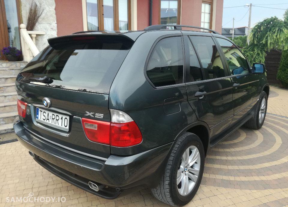 BMW X5 3,0 Diesel*Maksymalne wyposażenie*Doinwestowana*Prywatna* 11