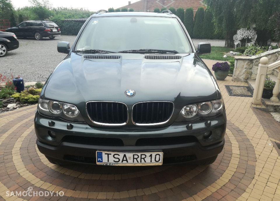BMW X5 3,0 Diesel*Maksymalne wyposażenie*Doinwestowana*Prywatna* 4