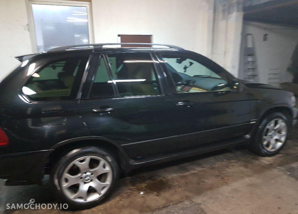 BMW X5 BMW X5 E 53 3.0 D 2